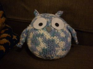 fatty owl